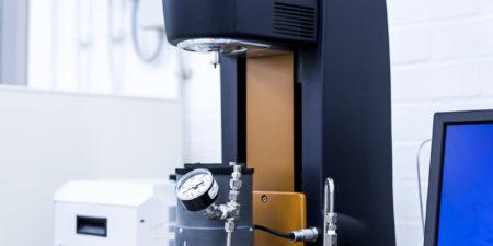 High Pressure Rheometer