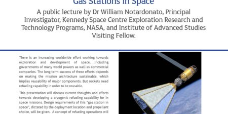 Gas Stations in Space – 25 September 2019
