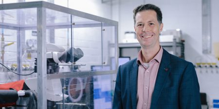 Professor Eric May announced 2021 WA Scientist of the Year